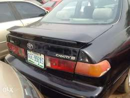 Sound engine and gear with AC 2001 Toyota Camry - N730k