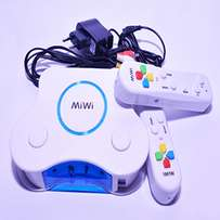 MIWI GAME: Android Gaming System.