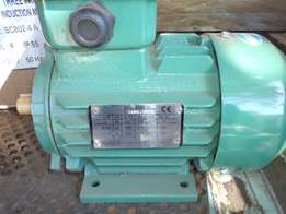0.75kw 3 phase electric motor
