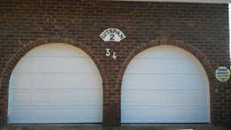 Garage door repairs , installation and servicing