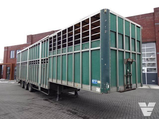 Titan 2 Stock Livestock trailer - 1988