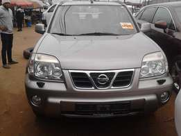 Tokunbo Nissan Xtrail (2004) For Sale on Cheap Price.