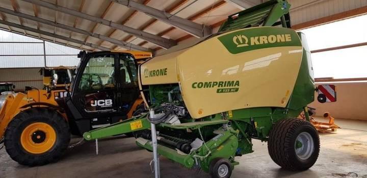 Krone comprima f 155 xc - 2018