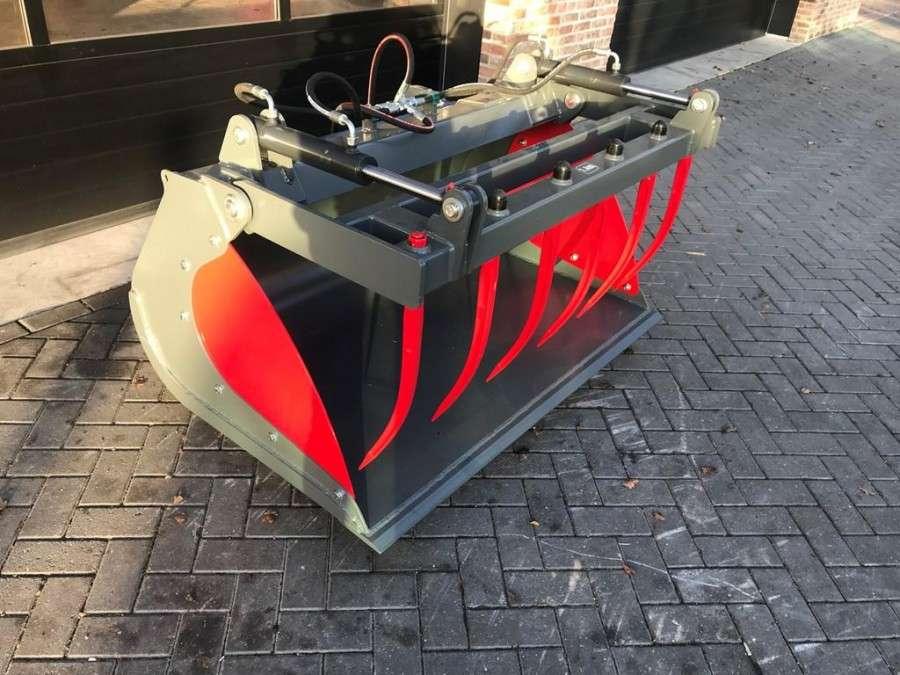 Agrimax PB140 Weidemann - 2019