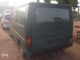 Neatly Toks Ford Transit Bus 00