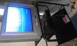 JVC 21inches television FOR SALE