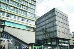 30,000 square feet area available for leasing in the CBD Nairobi