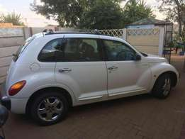 Chrysler Pt cruiser in mint condition