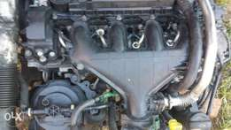 Ford Focus engine 2.0TDCI .