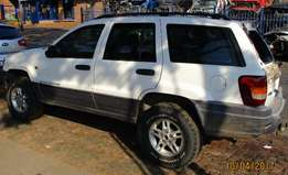 Jeep Grand Cherokee WJ Used Parts