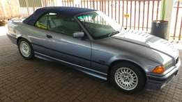 1995 BMW 328i Convertible for sale
