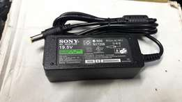 Sony led adaptor 19.5 volts