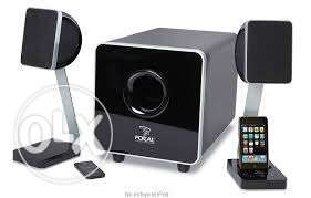 speakers with Subwoofer Focal XS2.1