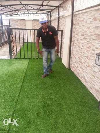 Artificial carpet grass Gudu - image 2