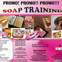 Soap Training | November promo