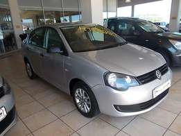 2010 VW Polo Vivo 1.4 sedan