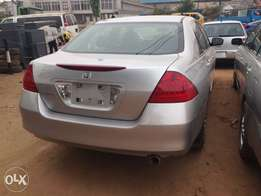 Extremely Clean Foreign Used Honda Accord 07