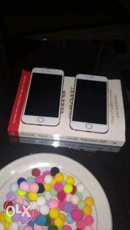 Mint Apple iPhone 6 16gb Gold Color Abuja - image 1