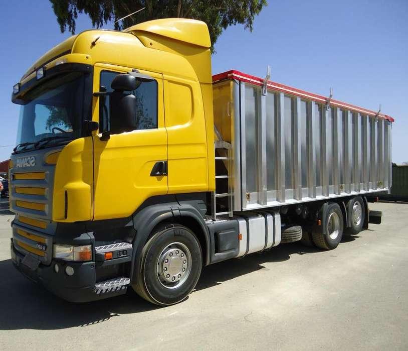 Scania R 420 BASCULANTE - 2009