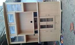 Wall unit 5ft by 6
