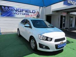 2012 Chevrolet Sonic 1.6LS Automatic
