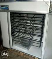 INCUBATOR Hatcher Automatic 2112 EGGS WITH WARRANT KSHS. 145,000.