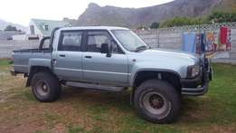 1988 Toyota Hilux V6 4x4 for sale
