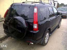 TOKUNBO 2005 Honda CR-V 4WD for sale