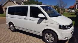 LOW MILEAGE VW Caravelle 4Motion