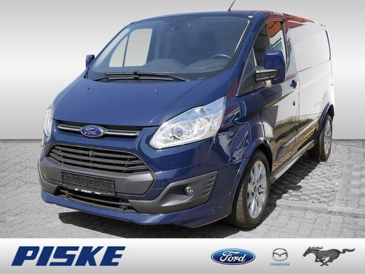 Ford Transit Custom 310 L1 Sport PDC AHK SHZ KAMERA - 2016