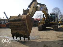 Caterpillar 345C LME - To be Imported
