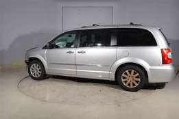 2012 Chrysler Grand voyager