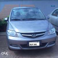 Clean Nigerian Used Honda City '06 for Sale