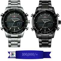 Naviforce watches with 1 year warranty