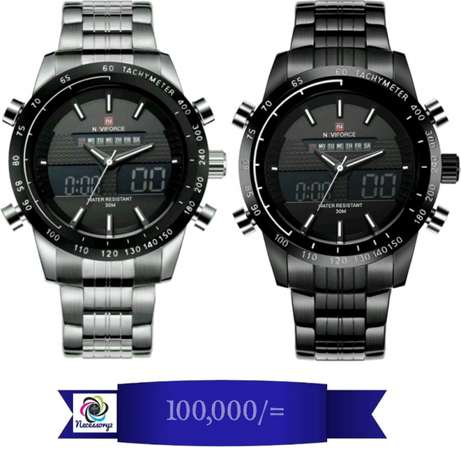 Naviforce watches with 1 year warranty Kampala - image 1