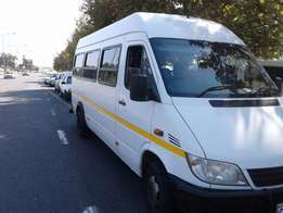 23 Seater Mercedes Benz bus in good condition for sale