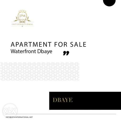Apartment for sale in Waterfront-Dbaye