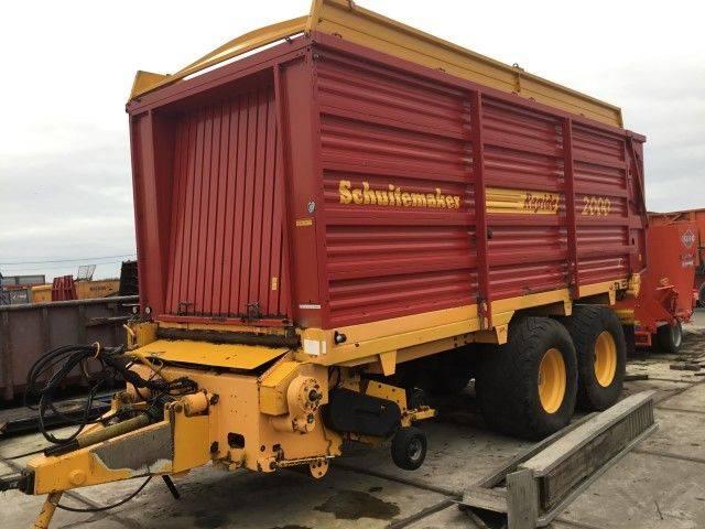 Schuitemaker Rapide 2000 self-loading wagon - 2007