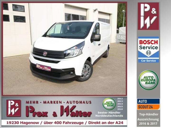 Fiat Talento Kasten L2H1 1.6 MJ 120 T NAVI*KAMERA - 2018