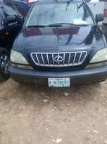 Clean registered Lexus Rx300 modek2002