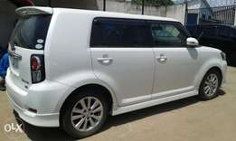 Toyota Rumion new shape valvematic 2010model