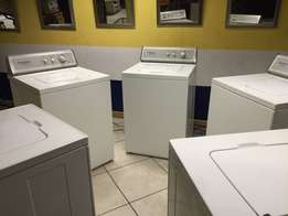 5 Same Model Speed Queen Washing Machines