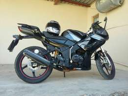 Bike for sale..as new