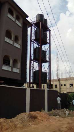 Brand new 3 bedroom flats for rent at Top land for 300k Enugu North - image 3