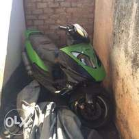 looking to buy accident scooter contact me
