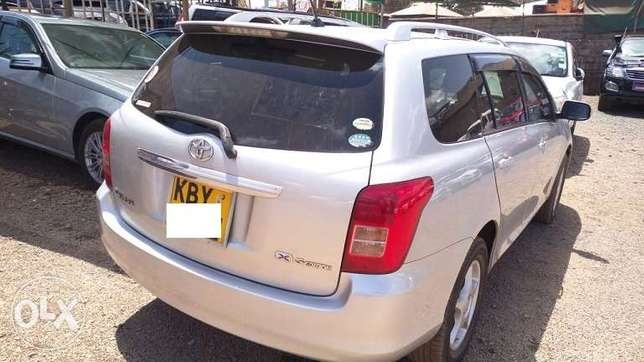 Toyota Fielder, Year 2007, KBY, 1500cc, Very Clean Madaraka - image 4