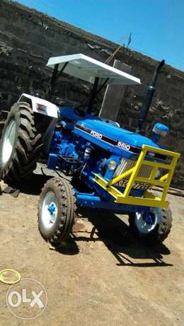 Tractor ford 5610 Elgonview - image 3