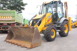 JCB 3CX Eco 4x4 TLB