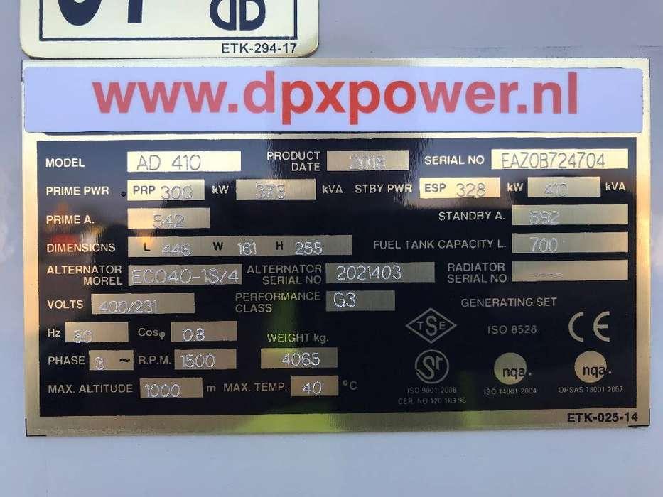 Doosan P158LE-1 - 410 kVA Generator - DPX-15553 - 2019 - image 4