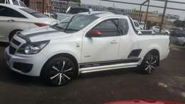 Chevrolet Utility bakkie 1.4 sport 2014 model for sale